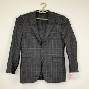 $1595 Canali 1934 Brown Jacket - Size 48R